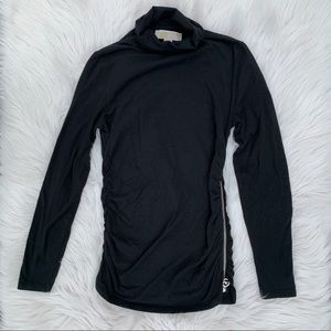 Michael Kors Turtleneck with zipper